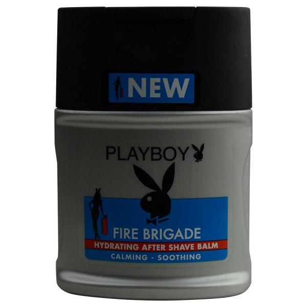 Playboy Fire Brigade - Playboy Balsamo aftershave 100 ml