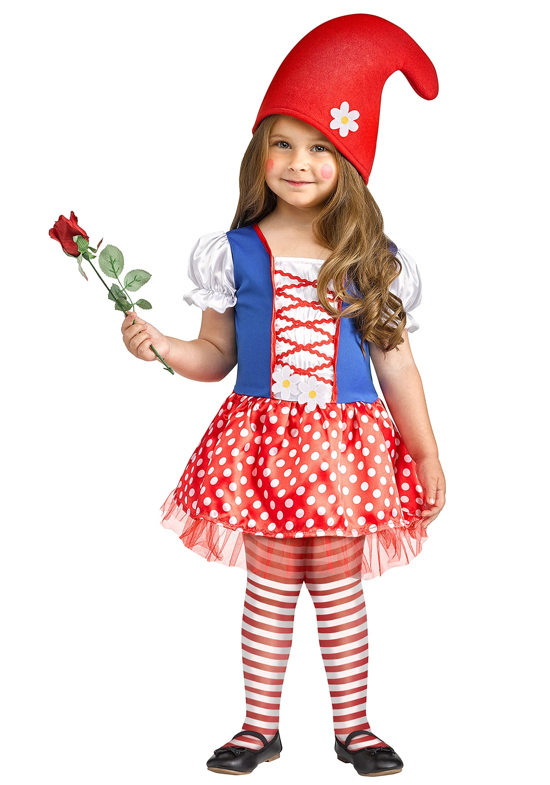 Lil Miss Gnome Toddler Costume