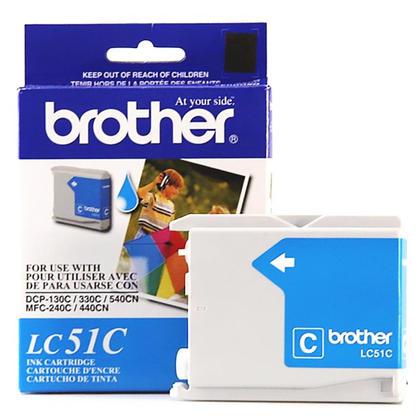 Brother IntelliFax-1960C originale cyan cartouche d'encre