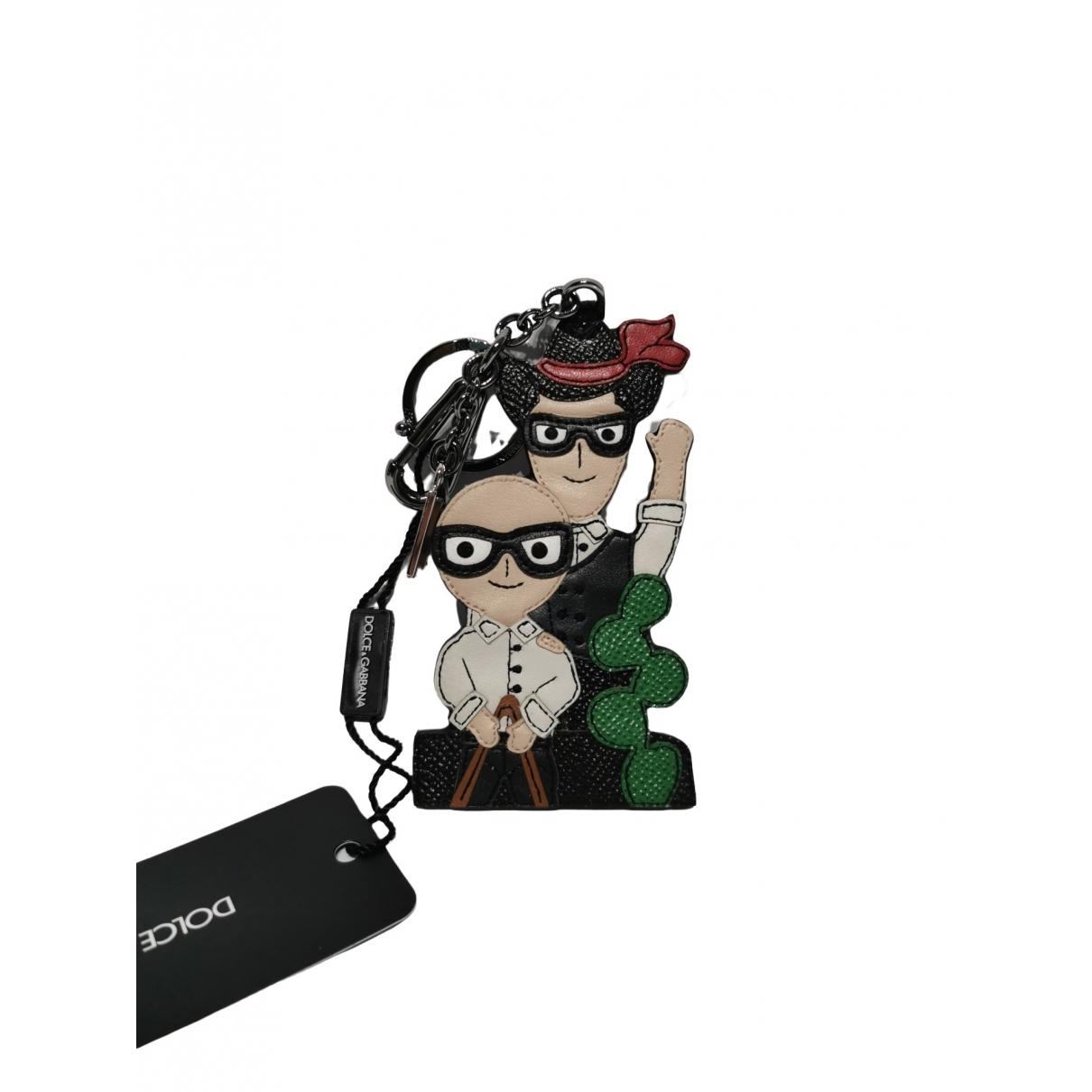 Dolce & Gabbana \N Taschenschmuck in  Bunt Leder