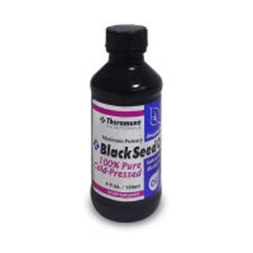 Black Seed Oil 4 Oz by Amazing Herbs