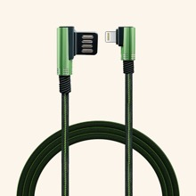 1pc Braided iPhone Data Cable