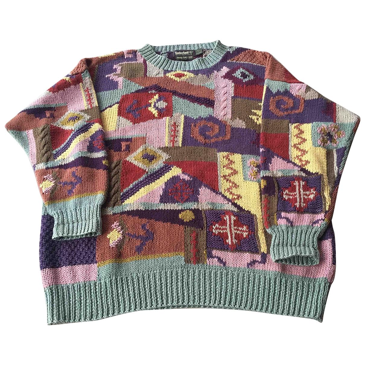 Timberland \N Pullover.Westen.Sweatshirts  in Wolle