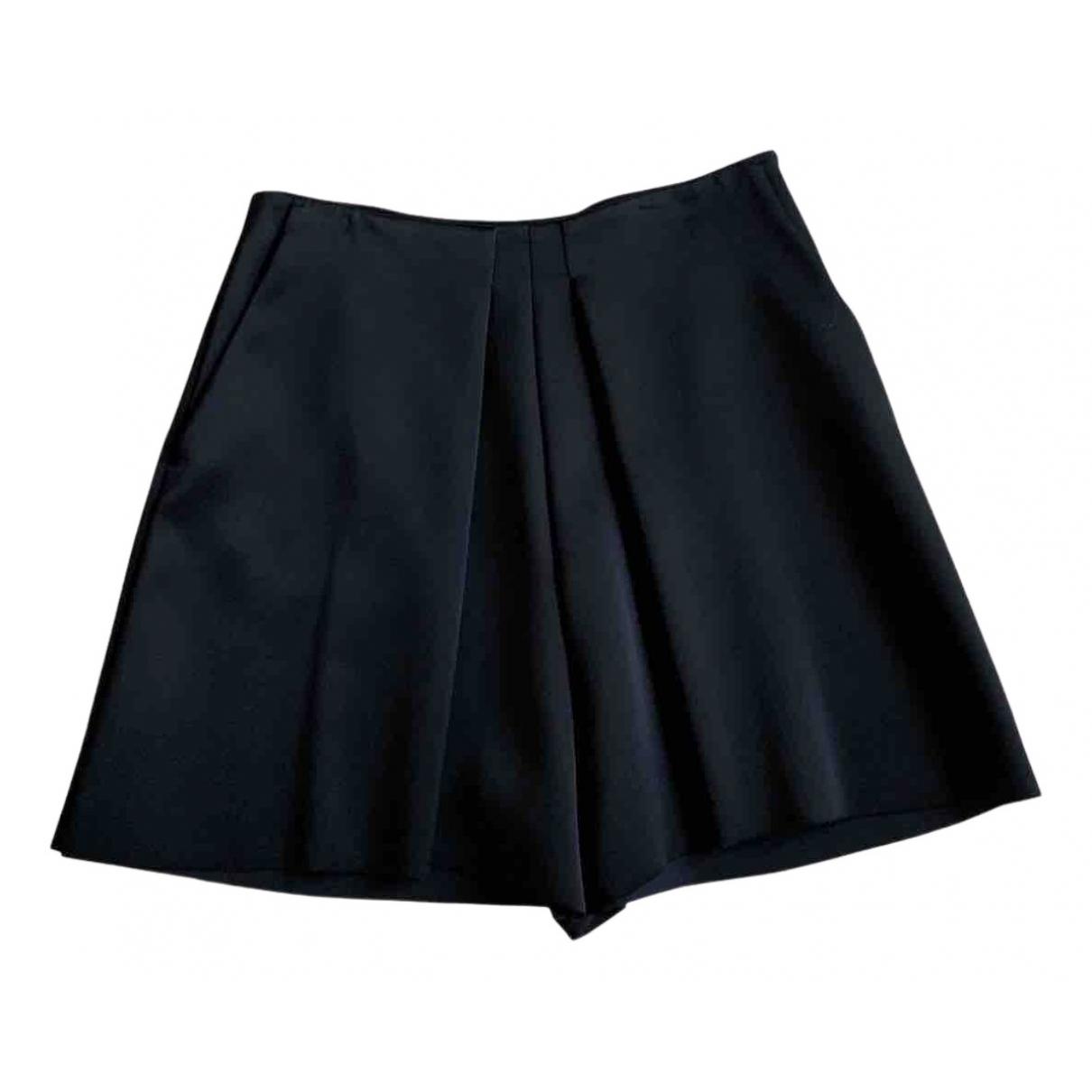 Celine N Black Shorts for Women 40 FR