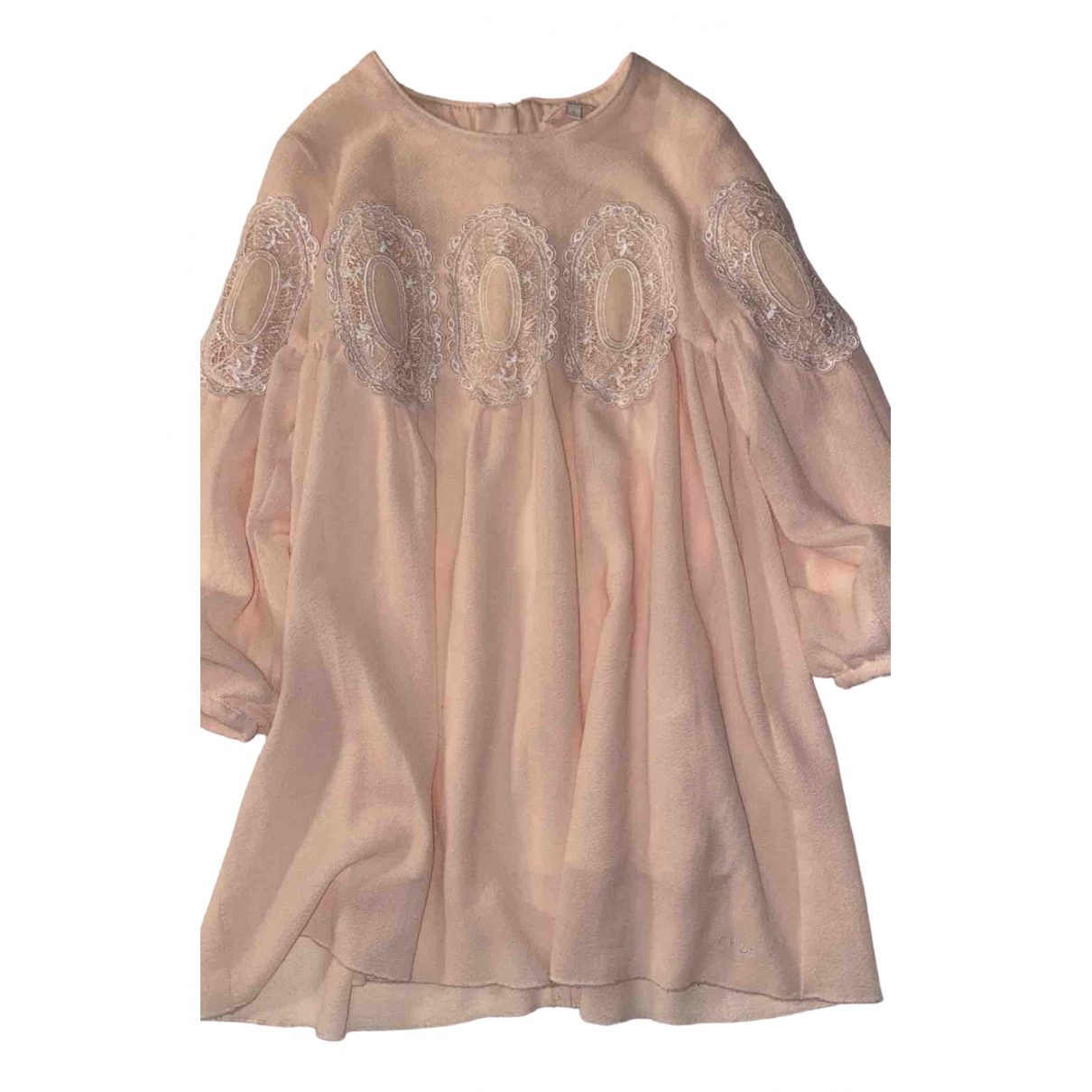 Chloé N Pink dress for Kids 4 years - until 40 inches UK