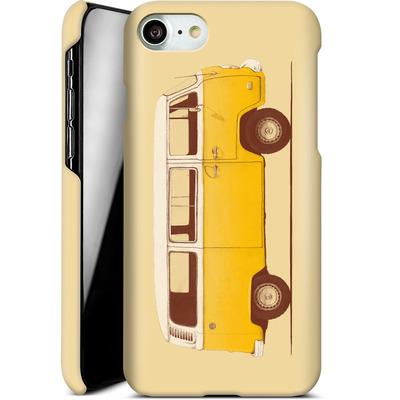 Apple iPhone 8 Smartphone Huelle - Yellow Van von Florent Bodart