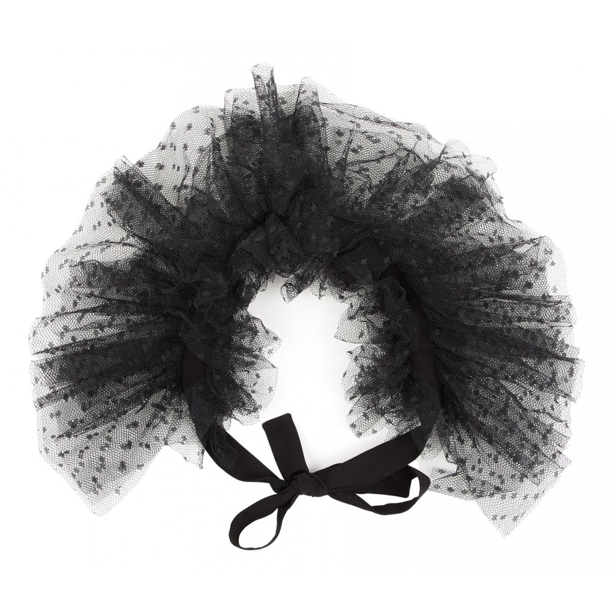 Moschino N Black scarf for Women N