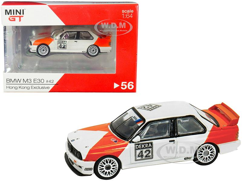 BMW M3 (E30) 42 Cor Euser Deutsche Tourenwagen Meisterschaft (DTM) (1991)