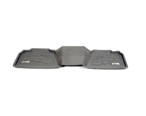 Westin Automotive 72-120006 Sure-Fit Mats Front Gray GMC Yukon|Yukon Denali aisle betwn bucket seats 07-13