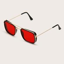 Maenner Pilotenbrille