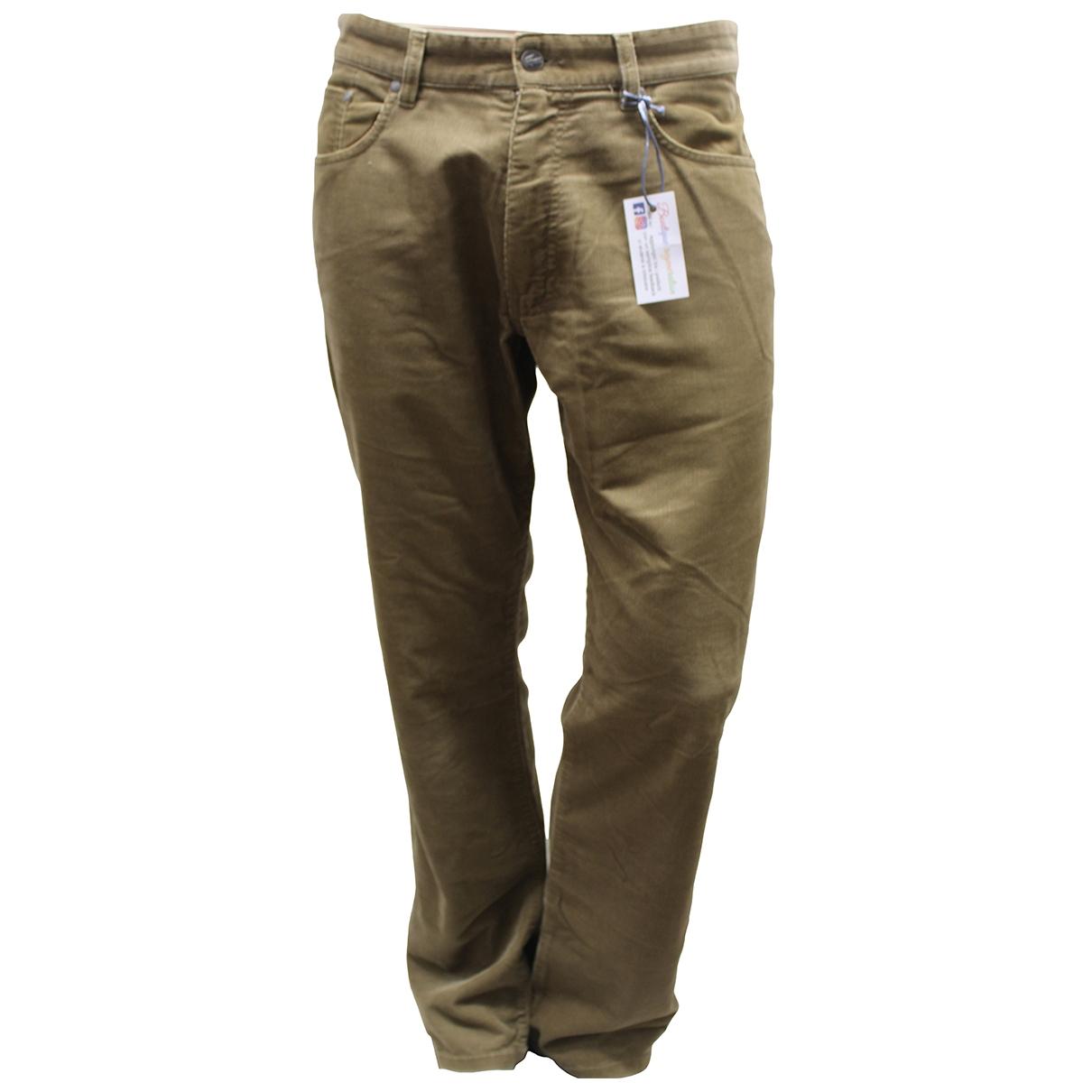 Pantalones en Algodon Lacoste