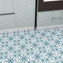 10 piezas pegatina de azulejo con estampado de dibujo