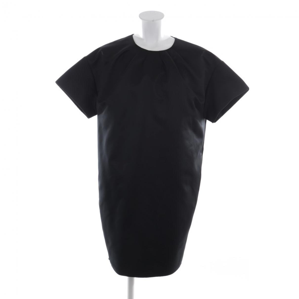 N°21 \N Kleid in  Schwarz Synthetik