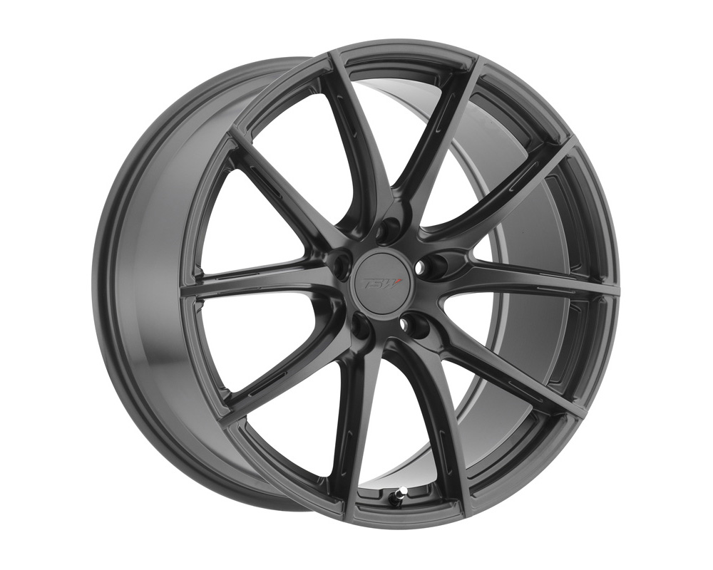 TSW Sprint Wheel 18x8.5 5x120 30mm Gloss Gunmetal
