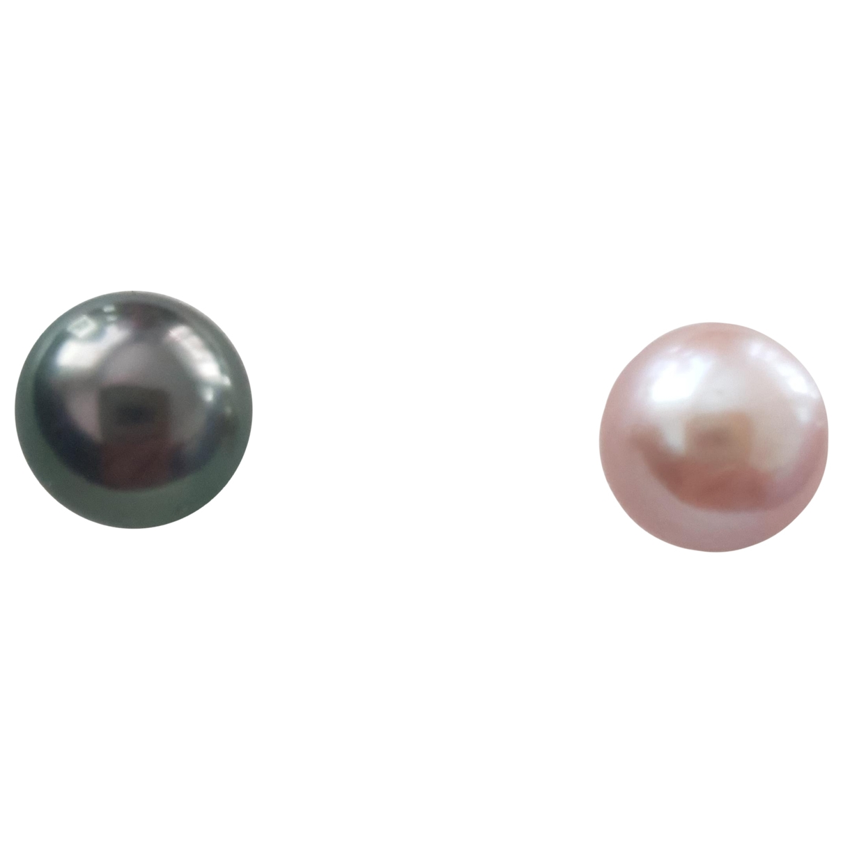Non Signé / Unsigned \N Pearls Earrings for Women \N