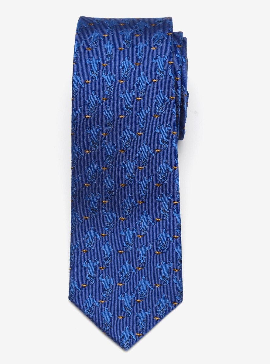 Disney Aladdin Genie Big Youth Blue Tie