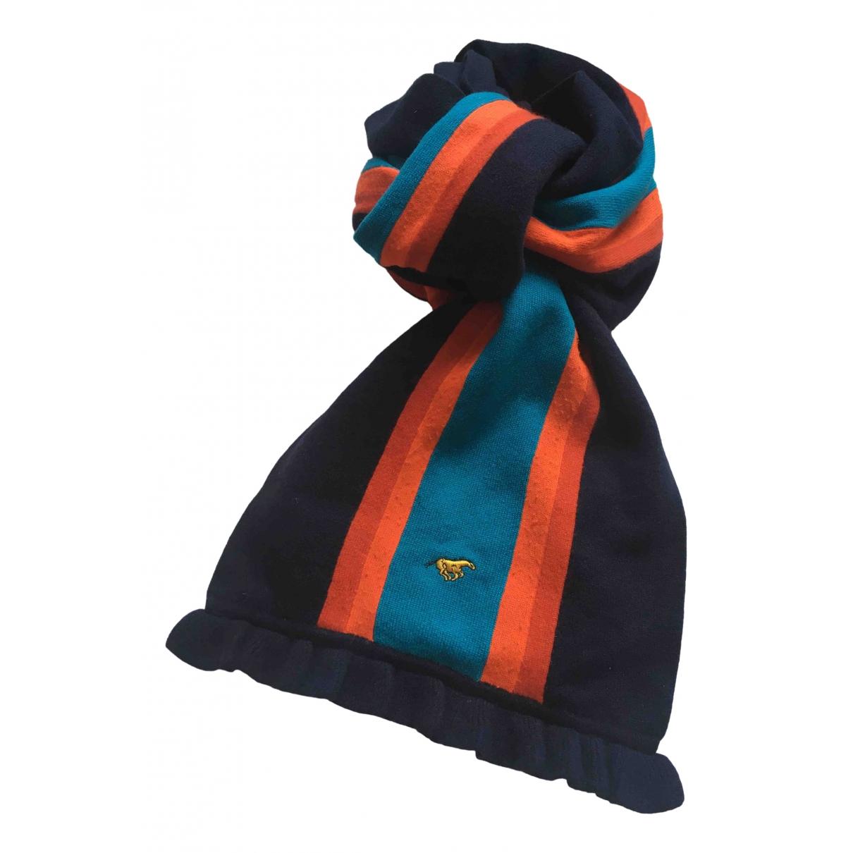 Luella \N Navy Cashmere scarf for Women \N
