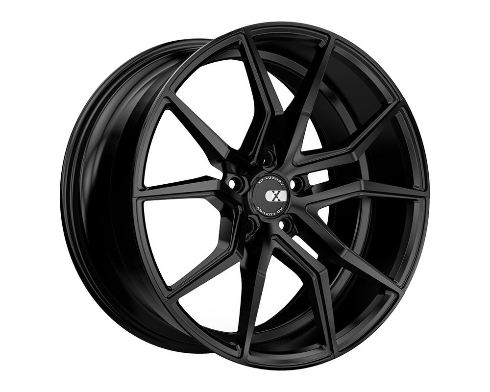 XO Luxury Verona Wheel 20x12 5x120.65 41mm Matte Black