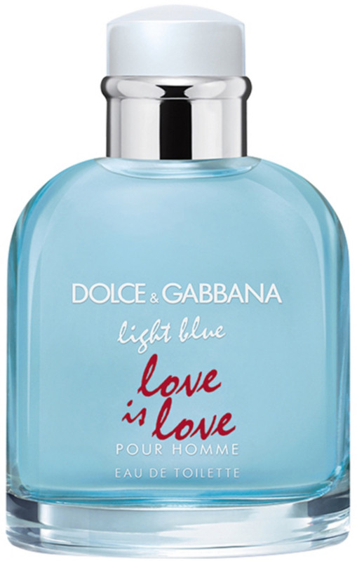 Light Blue Love Is Love Pour Homme Eau de Toilette