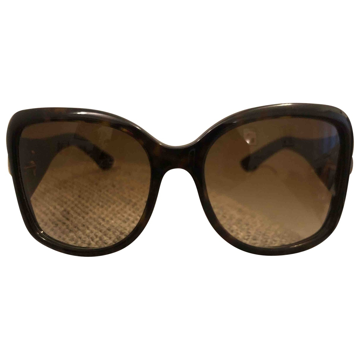 Gucci \N Brown Sunglasses for Women \N