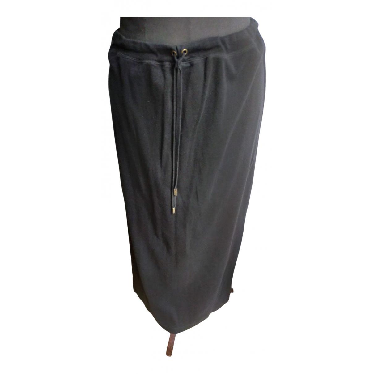 Sonia Rykiel - Jupe   pour femme en coton - noir