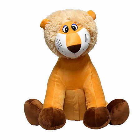 Iplush Looni The Lion, One Size , Brown