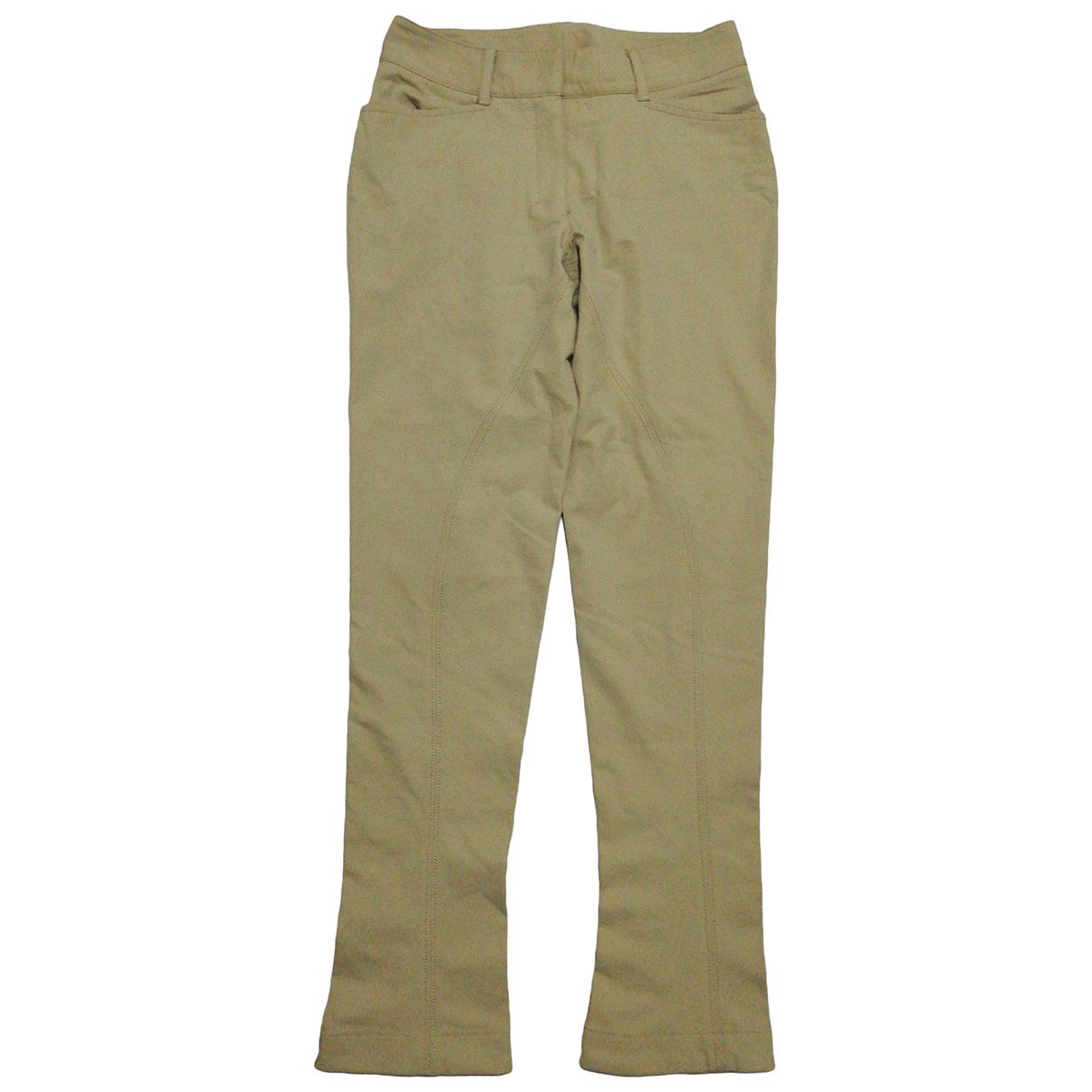 Prada N Beige Trousers for Women 42 IT