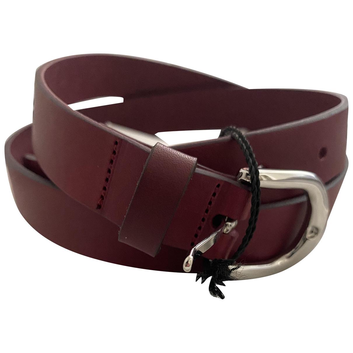 Cinturon de Cuero Isabel Marant