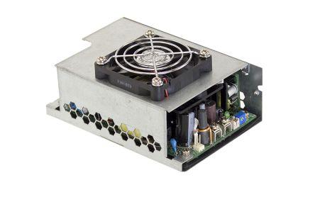 Mean Well , 499.2W Embedded Switch Mode Power Supply SMPS, 24V dc, Enclosed, Medical Approved