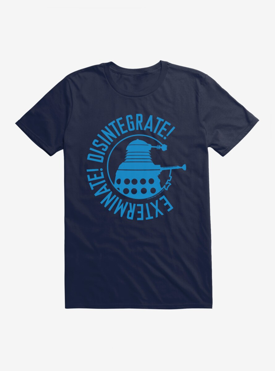 Doctor Who Dalek Exterminate T-Shirt