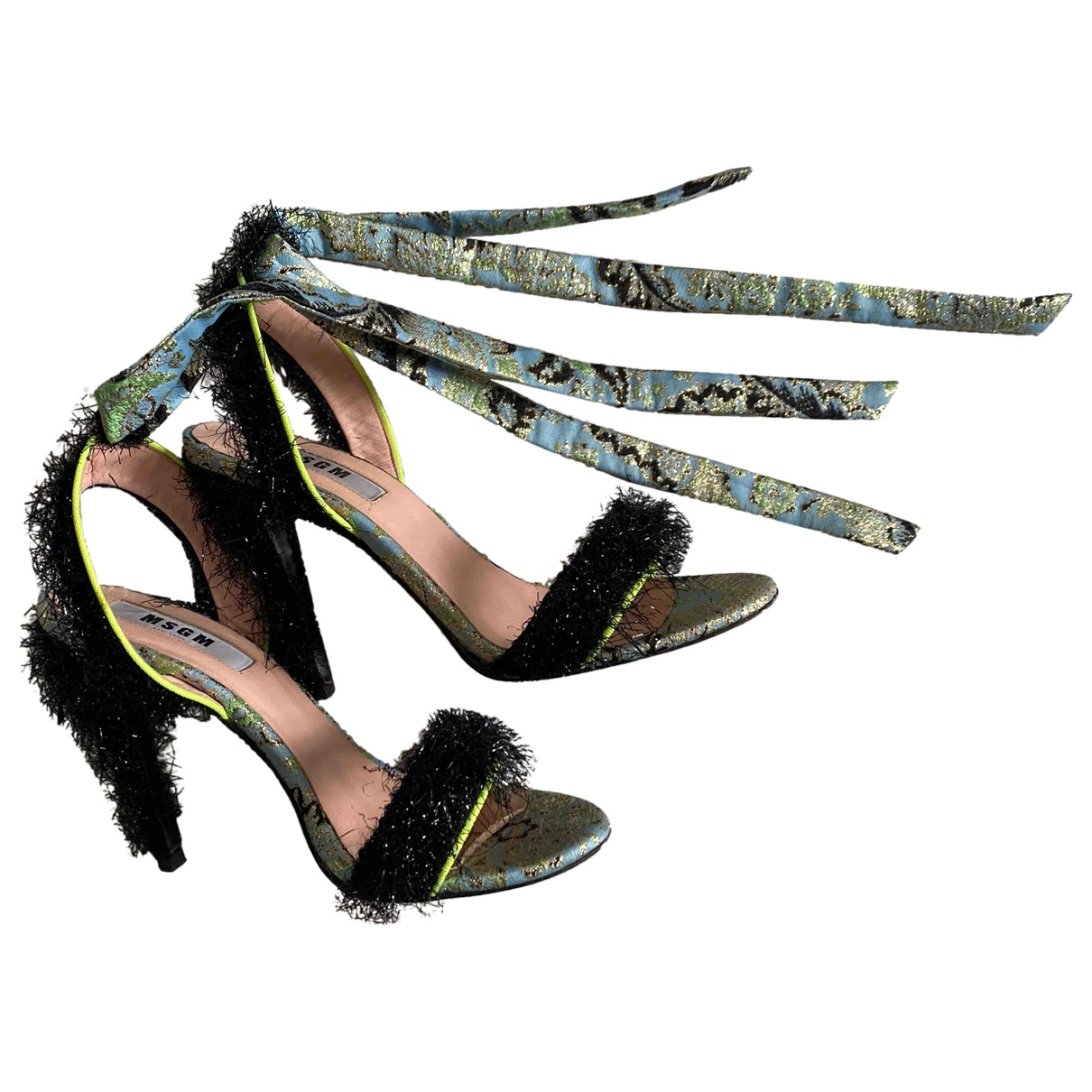 Sandalias de Con lentejuelas Msgm