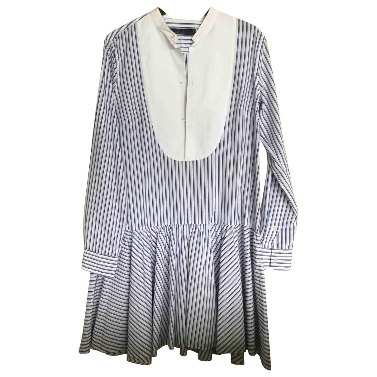 Polo Ralph Lauren \N Multicolour Cotton dress for Women 6 US