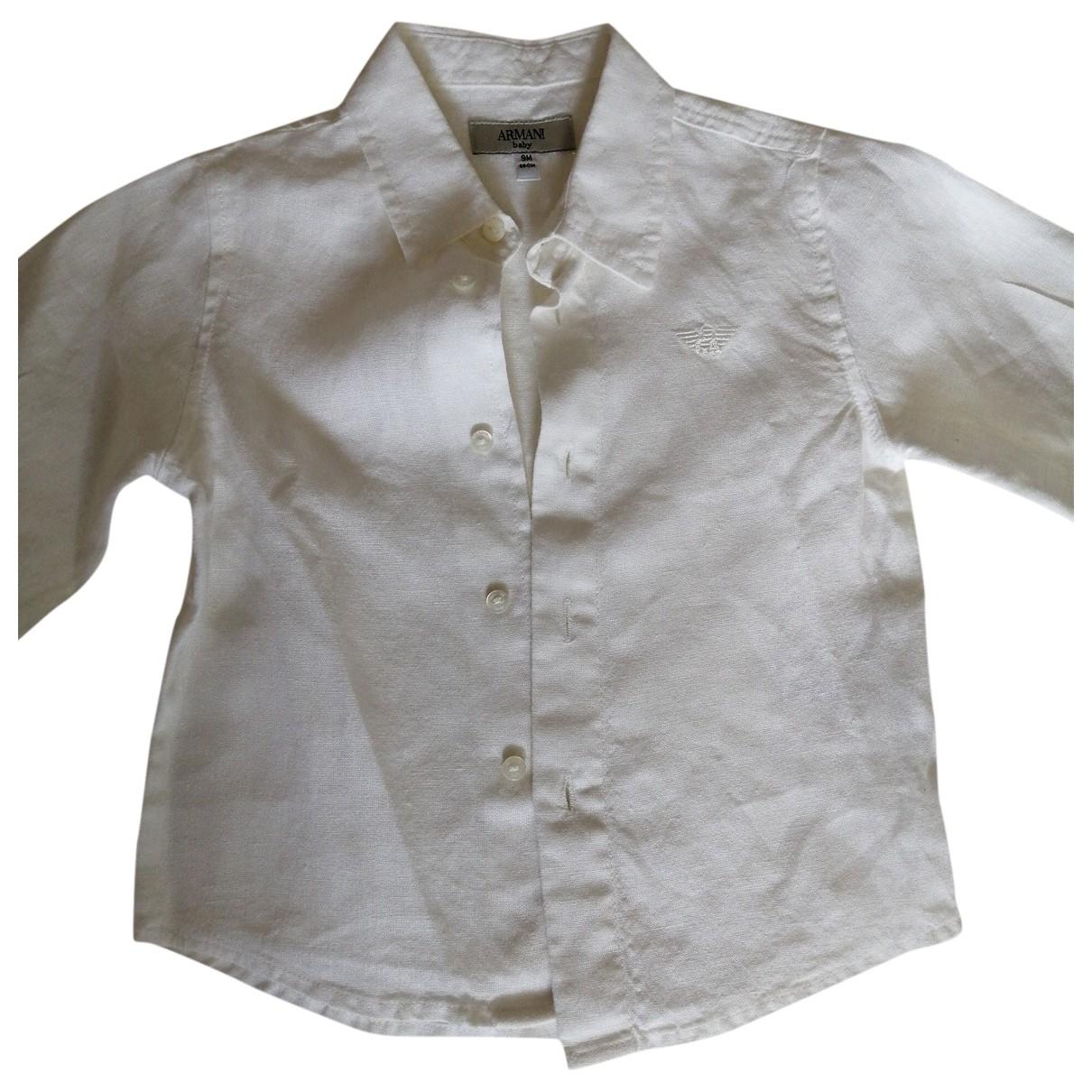 Jersey de Lino Armani Baby