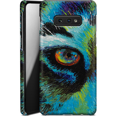 Samsung Galaxy S10e Smartphone Huelle - Will Cormier - Tiger Eyes von TATE and CO
