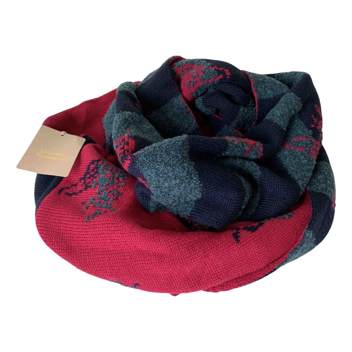 Vivienne Westwood - Foulard   pour femme en laine