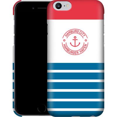 Apple iPhone 6 Plus Smartphone Huelle - Hamburger Hafen von caseable Designs