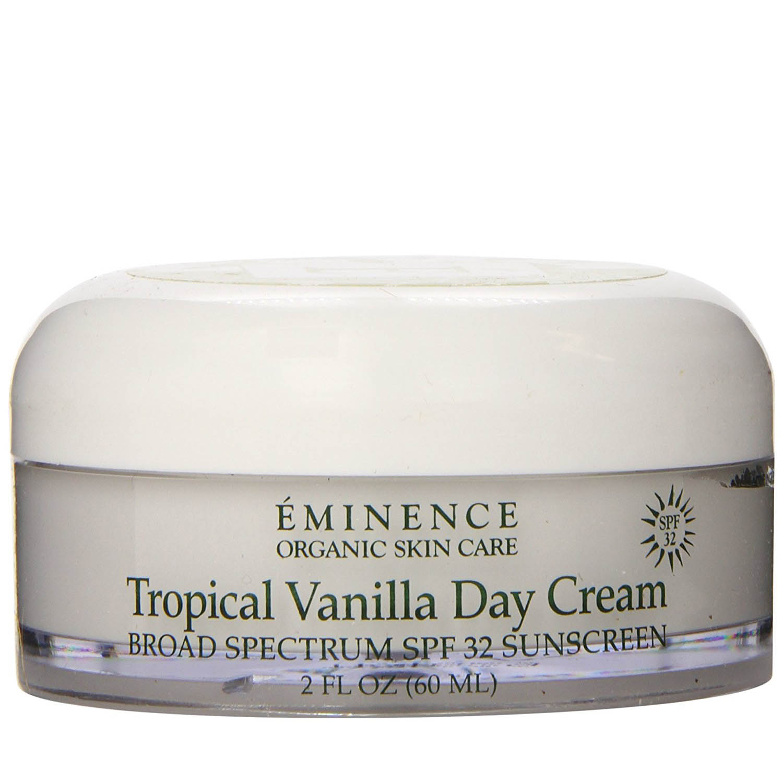 Eminence Tropical Vanilla Day Cream SPF 32 (2.0 fl oz / 60 ml)