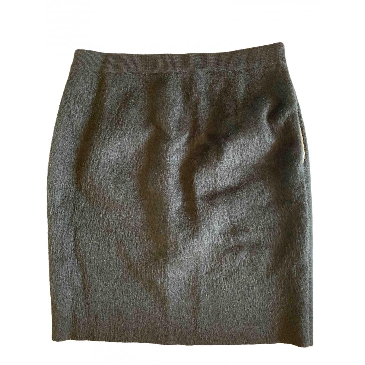 Sonia Rykiel \N Black Wool skirt for Women 36 FR