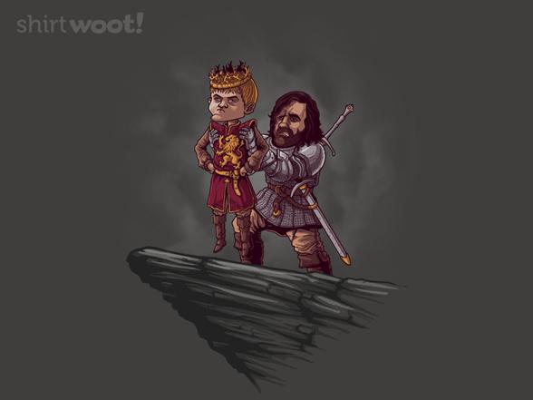 The Cryin' King T Shirt