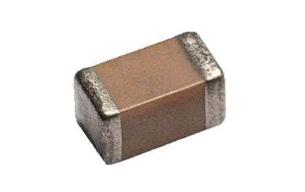 AVX 0402 (1005M) 0.5pF MLCC 50V dc SMD 04025A0R5BAT2A (10000)