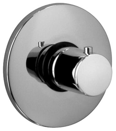 16402RIT-21 High Flow Stop Valve and Flow Control Valve Body and J16 Series Trim  Designer Oil Rubbed Bronze