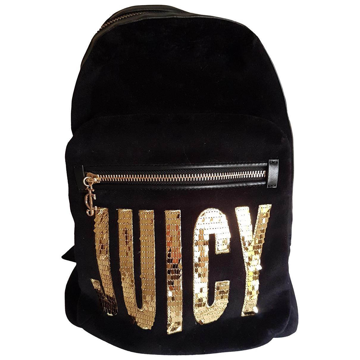 Juicy Couture \N Rucksaecke in  Schwarz Synthetik
