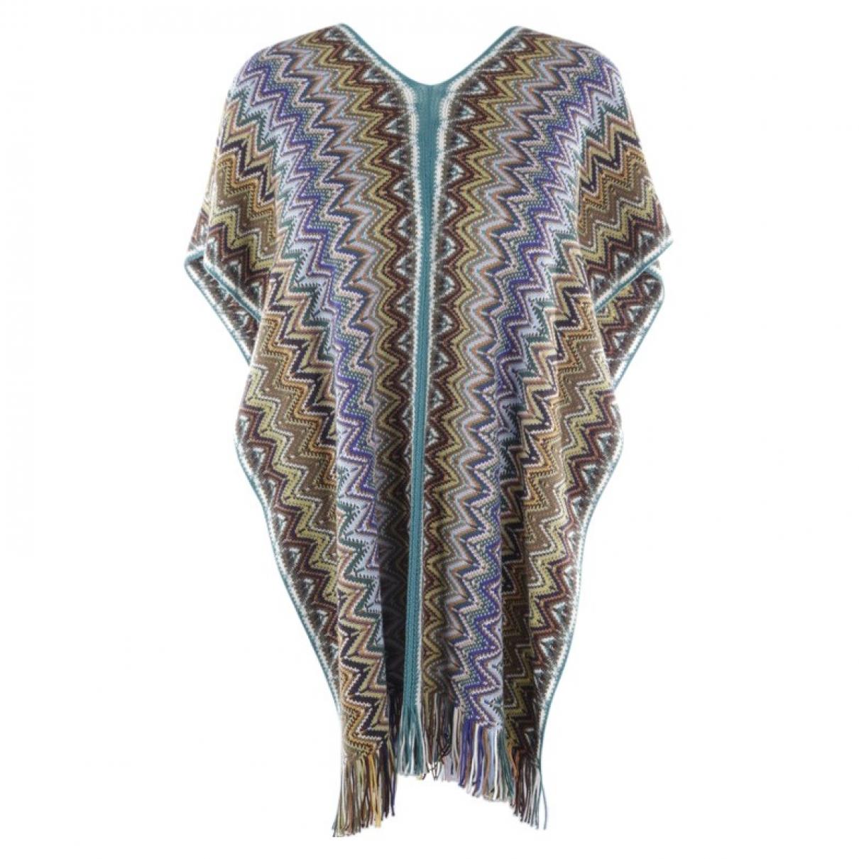 Missoni \N Blue Cotton Knitwear for Women One Size 0-5