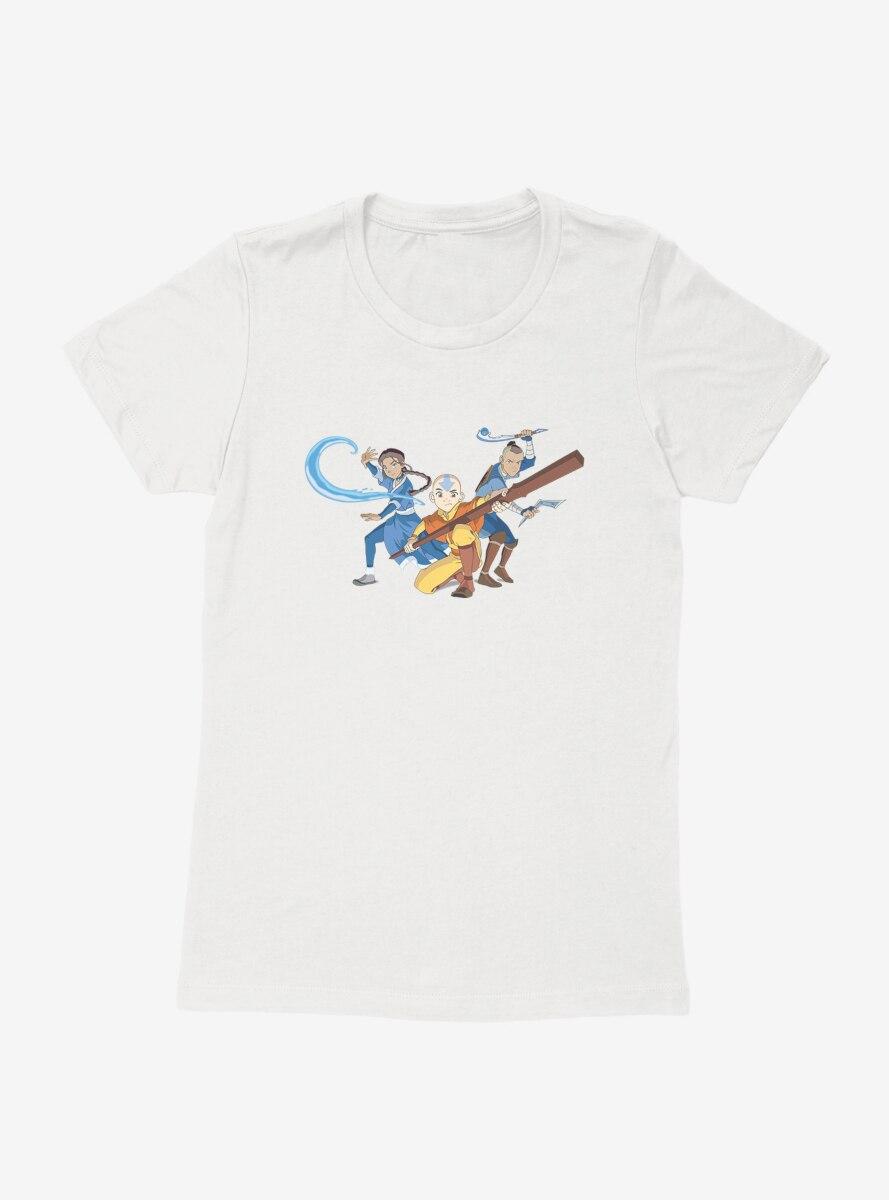 Avatar: The Last Airbender Attack Womens T-Shirt