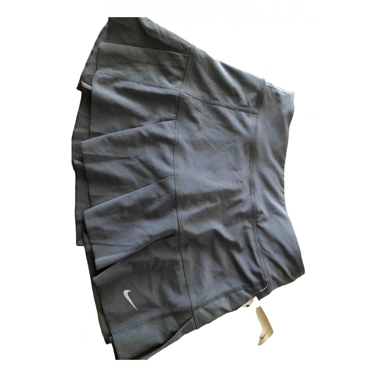 Nike - Jupe   pour femme - gris