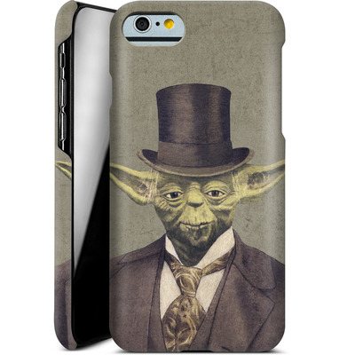Apple iPhone 6s Smartphone Huelle - Sir Yodington von Terry Fan