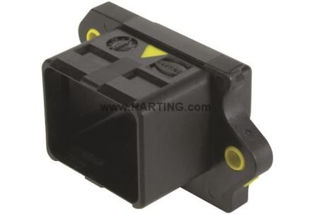 HARTING Compact Housing  PushPull Series for use with PushPull RJ45 Jacks