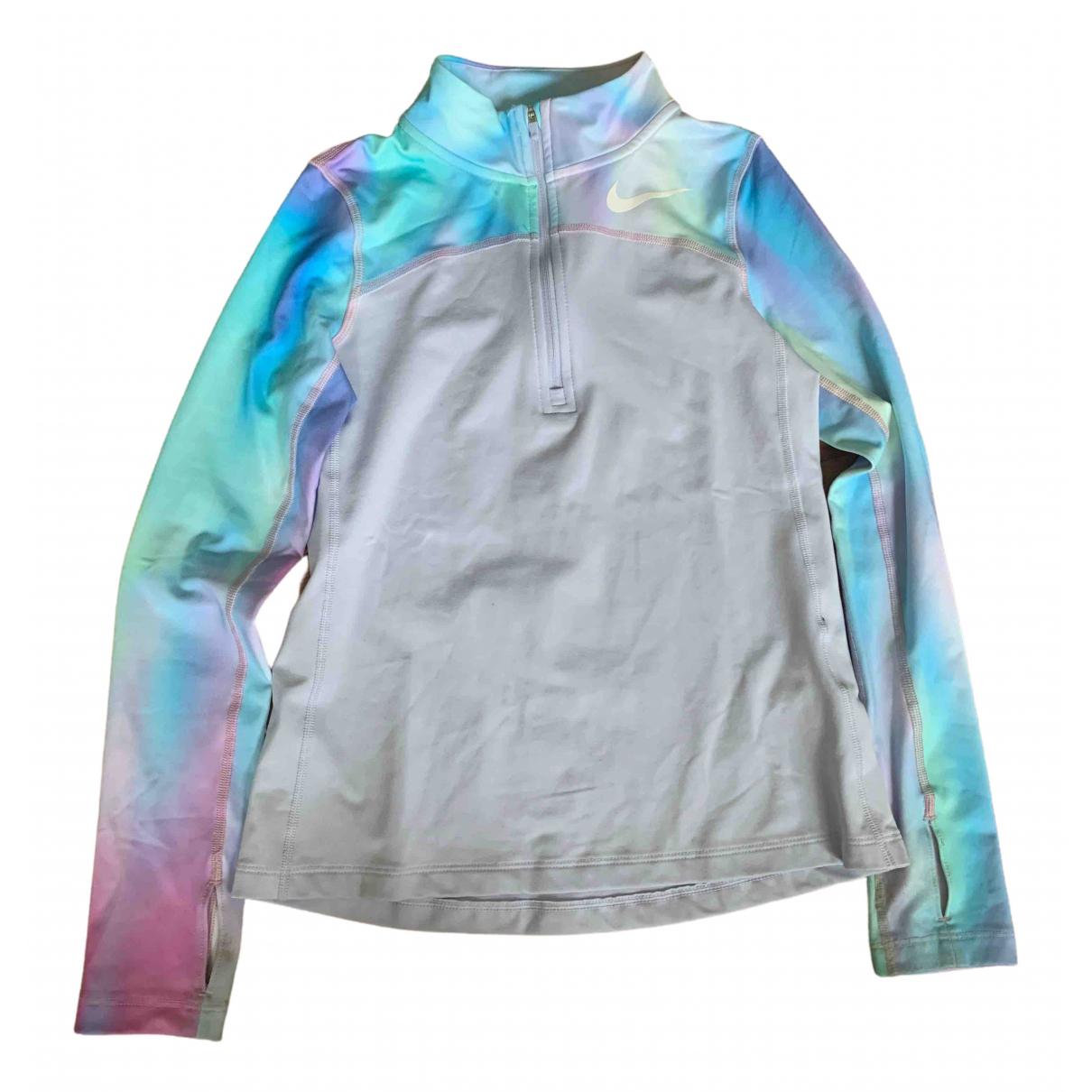 Nike - Top   pour enfant - multicolore