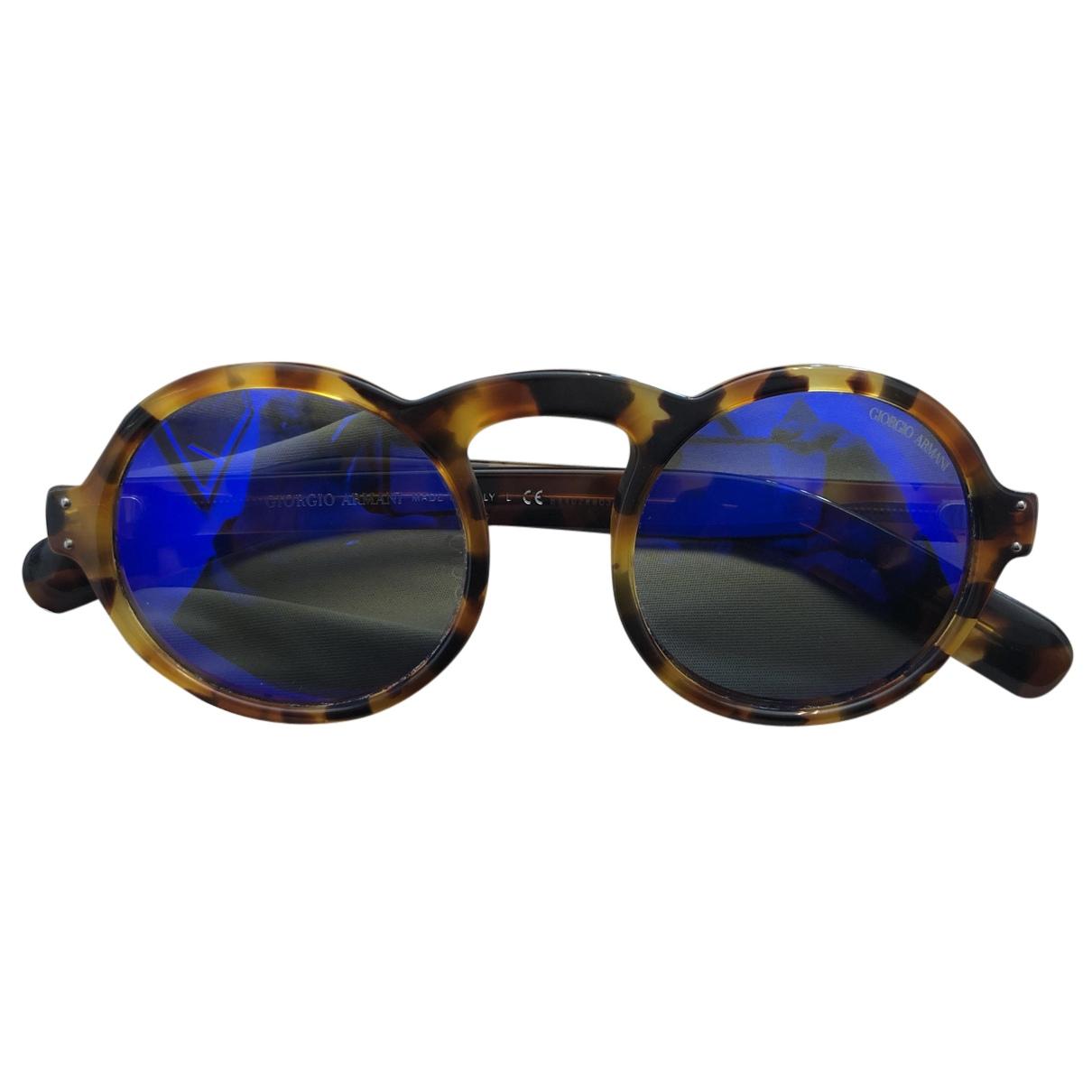 Giorgio Armani N Brown Sunglasses for Women N
