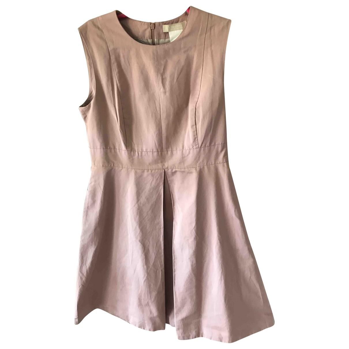 Max Mara 's \N Pink dress for Women 42 FR